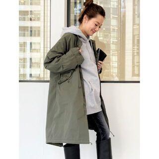 アパルトモンドゥーズィエムクラス(L'Appartement DEUXIEME CLASSE)の新品【STAMMBAUM/シュタンバウム】Mod Coat(モッズコート)