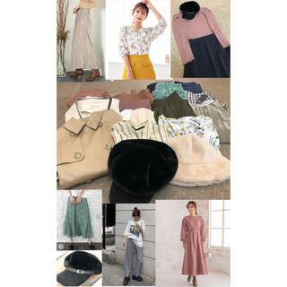 ローリーズファーム(LOWRYS FARM)の《新品・美品》まとめ売り レディース服(セット/コーデ)