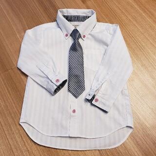 アカチャンホンポ(アカチャンホンポ)のキッズ服 シャツ ネクタイ 95㎝(Tシャツ/カットソー)