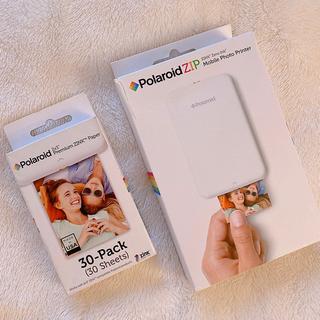 [KFC様専用] Polaroid ZIP ポラロイド モバイルフォトプリンター(その他)