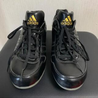 アディダス(adidas)の【新品】アディダス スパイク アディゼロ adidas 野球 26.5cm(シューズ)