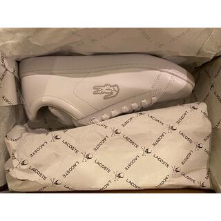 マスターマインドジャパン(mastermind JAPAN)のLacoste X Mastermind Japan Leather Shoes(スニーカー)