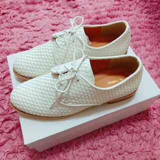 メルロー(merlot)のmerlot ローファー(ローファー/革靴)