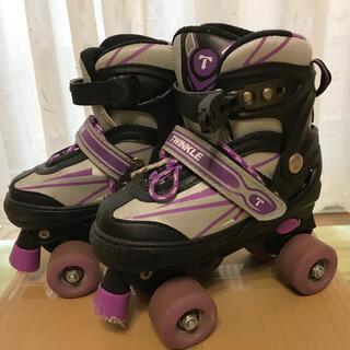 ローラーブレード(Rollerblade)の21-23cm★TWINKLE★ローラースケート★(ローラーシューズ)