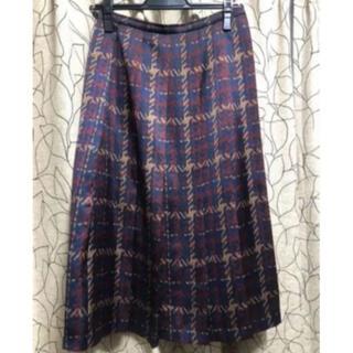 ダブルスタンダードクロージング(DOUBLE STANDARD CLOTHING)のフレアスカート(ひざ丈スカート)