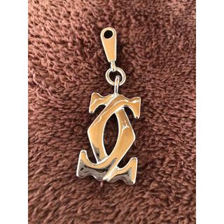 カルティエ(Cartier)のお値下げ》カルティエ Cartier  ロゴマーク ネックレス(美品)(ネックレス)