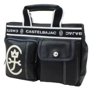 カステルバジャック(CASTELBAJAC)の新品送料無料CASTELBAJAC(カステルバジャック)ドミネ トート ブラック(トートバッグ)