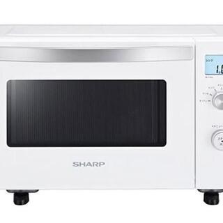 シャープ(SHARP)の新品未使用オーブンレンジSHARP RE-F18A-W(電子レンジ)