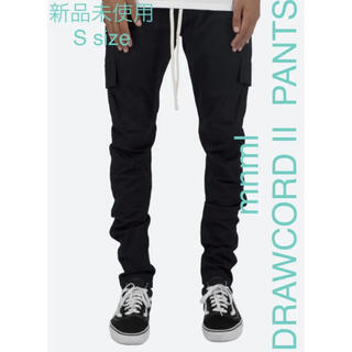 FEAR OF GOD - mnml cargo drawcord II pants