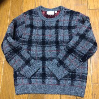 ユニクロ(UNIQLO)のユニクロ イネスのセーター 120(ニット)