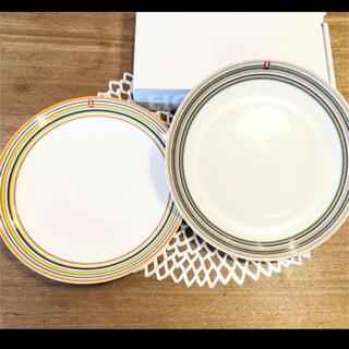 イッタラ(iittala)の新品未使用☆イッタラ オリゴ プレート 26cm2枚セット(食器)