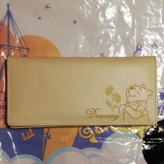 ディズニー(Disney)のお値下げです。プーさん 長財布 未使用(長財布)