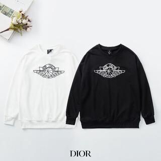 Dior - 刺繍✨\2枚12000/ディオールDIOR長袖トレーナースウェット#16