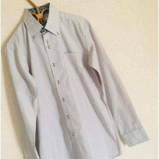 バツ(BA-TSU)の未使用◎ MEN'S BA-TSU♪ ボタンダウンシャツ☆ Lサイズ(シャツ)