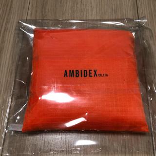 アトリエドゥサボン(l'atelier du savon)のアンビデックス エコバッグ オレンジ(エコバッグ)