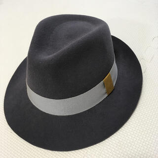 トゥモローランド(TOMORROWLAND)のハット 帽子 ラ・スリーズ・シュ・ル・シャポー ハット(ハット)