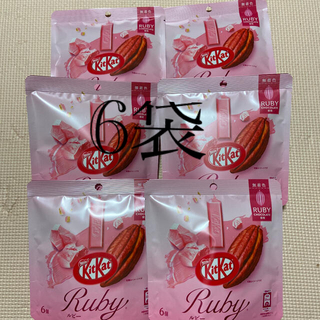 キットカット  ルビーチョコ(菓子/デザート)