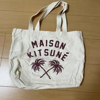 メゾンキツネ(MAISON KITSUNE')のmaison kitsune メゾンキツネ トートバッグ(トートバッグ)