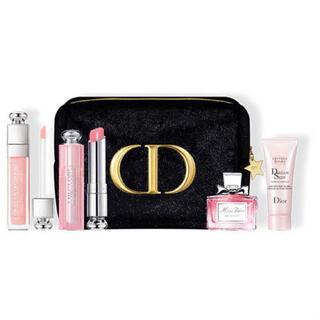ディオール(Dior)の新品⭐︎送料込み⭐︎Dior クリスマス限定コスメセット ホリデーオファー(コフレ/メイクアップセット)