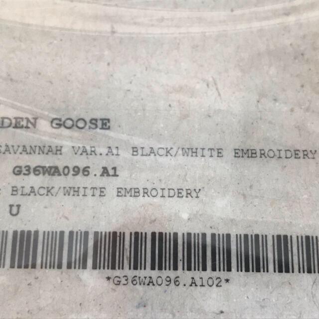 GOLDEN GOOSE(ゴールデングース)のGOLDEN GOOSE ロゴキャップ  ゴールデングース   レディースの帽子(キャップ)の商品写真