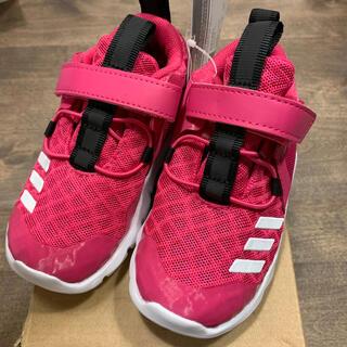 アディダス(adidas)の【値下中】adidas アディダス キッズ スニーカー(スニーカー)