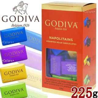 コストコ(コストコ)のゴディバ ナポリタン チョコレート まるごと一箱 53-56粒⭐️(菓子/デザート)