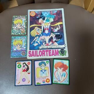 セーラームーン(セーラームーン)のセーラームーンカードダス&シールセット(カード)