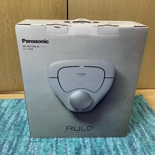 パナソニック(Panasonic)のパナソニックお掃除ロボットMCRSF1000W新品、未開封(掃除機)