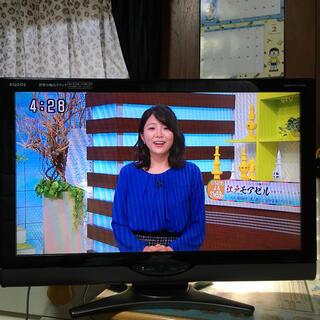 アクオス(AQUOS)のシャープ AQUOS  32V   値下げ(テレビ)