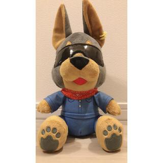 エグザイル トライブ(EXILE TRIBE)のDOBERMAN INFINITY 愛犬DOBE DOGG BIGぬいぐるみ①(ぬいぐるみ)