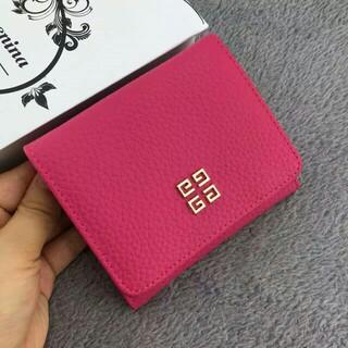 ジバンシィ(GIVENCHY)のジバンシィ 短財布 レディース(財布)
