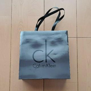 シーケーカルバンクライン(ck Calvin Klein)のck Calvin Klein CK CALVIN KLEIN ショッパー2枚(ショップ袋)