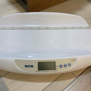 タニタ(TANITA)のタニタ デジタルベビースケール BD-586(ベビースケール)