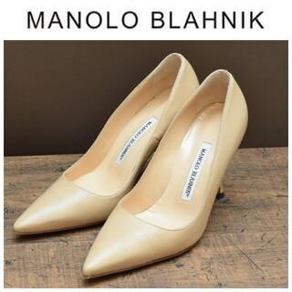 MANOLO BLAHNIK - MANOLO BLAHNIK マノロブラニク ハイヒール パンプス 23