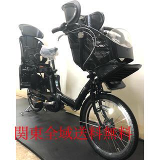 ブリヂストン アンジェリーノ 20インチ 3人乗り 8.1ah 電動自転車(自転車本体)