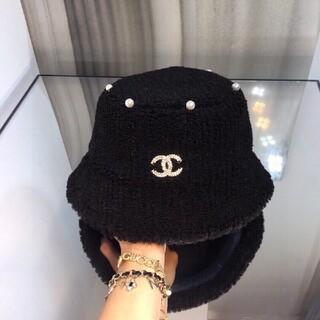 CHANEL - 大人気新品  Chanel    シャネル  ボブハット   帽子