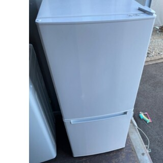 ニトリ(ニトリ)のニトリ 2ドア冷蔵庫 106L 💍2019年製💍 ホワイト(冷蔵庫)