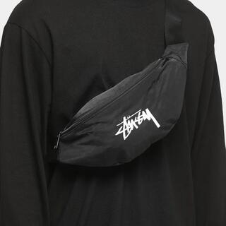 ステューシー(STUSSY)の【STUSSY】ウエスト ショルダーバッグ ストリートファッション ユニセックス(ショルダーバッグ)