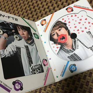 キスマイフットツー(Kis-My-Ft2)の【single】Kiss魂 キスマイショップ限定盤(ポップス/ロック(邦楽))