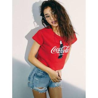GYDA - GYDA Coca-Cola Tシャツ