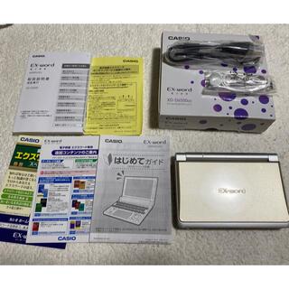 カシオ(CASIO)の電子辞書EX-word CASIO XD-D6500(電子ブックリーダー)