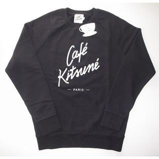 MAISON KITSUNE' - maison kitsune キツネ cafe kitsune スウェット M