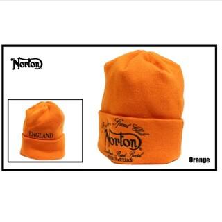 ノートン(Norton)の【NORTON】新品 刺繍 ニット帽(ニット帽/ビーニー)