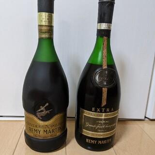レミーマルタンナポレオン&レミーマルタンEXTRAの2本セット(ブランデー)