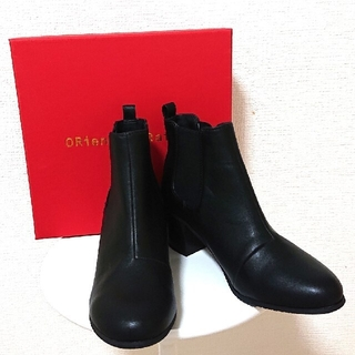 ORiental TRaffic - 【新品・未使用】ORiental TRaffic  ショートブーツ(箱付)
