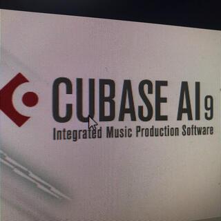 Cubase AI 9(DAWソフトウェア)