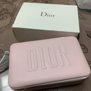 クリスチャンディオール(Christian Dior)のディオール ノベルティのジュエリーケース(ノベルティグッズ)