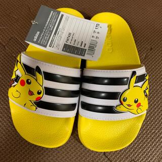 アディダス(adidas)の最終値下げ adidas ポケモン シャワーサンダル(サンダル)