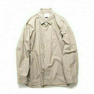 Jieda - Stein Oversized Down  Pattern Shirts