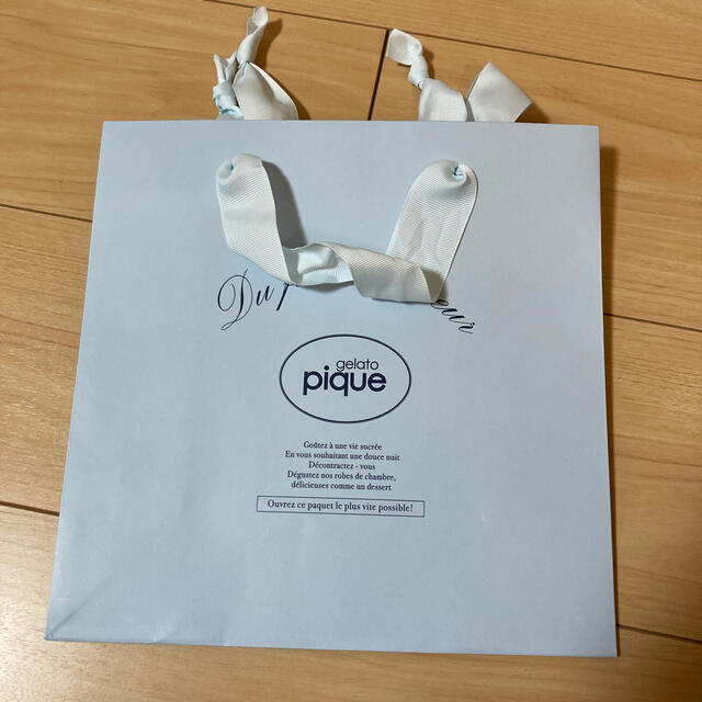 gelato pique(ジェラートピケ)の新品・未使用 ジェラートピケ レディースのファッション小物(その他)の商品写真